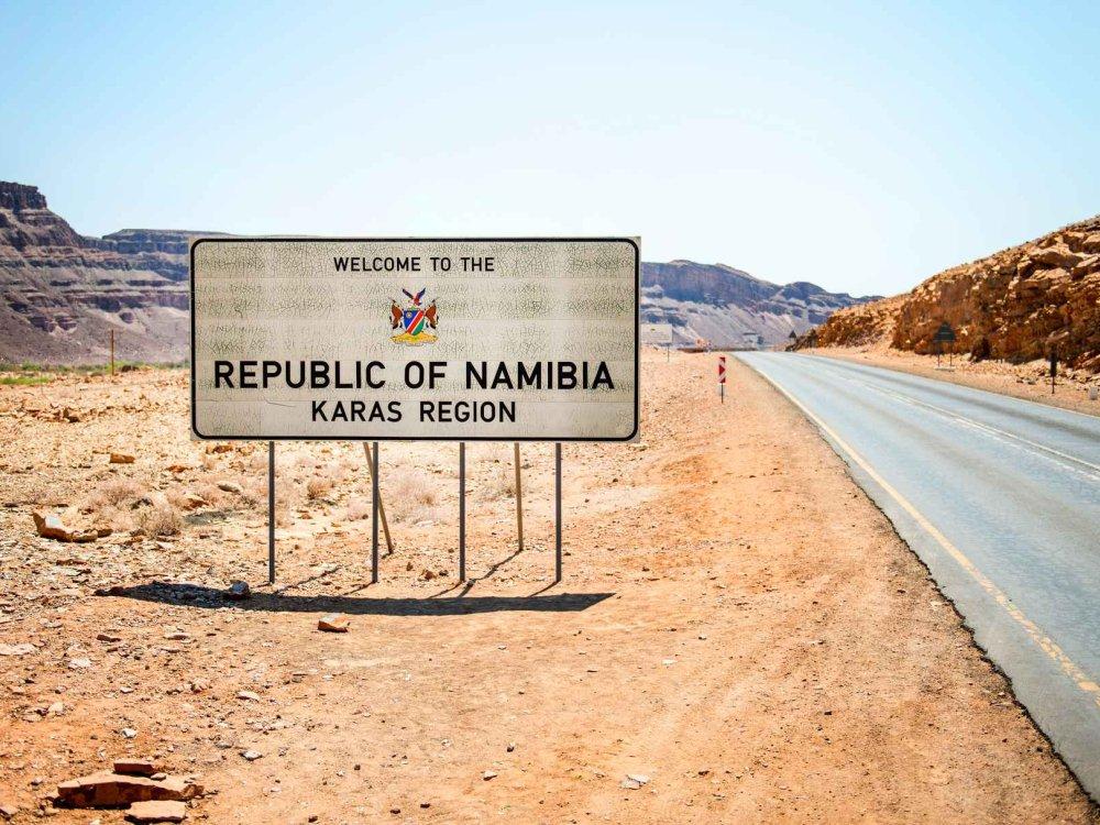 Faszinierendes Namibia