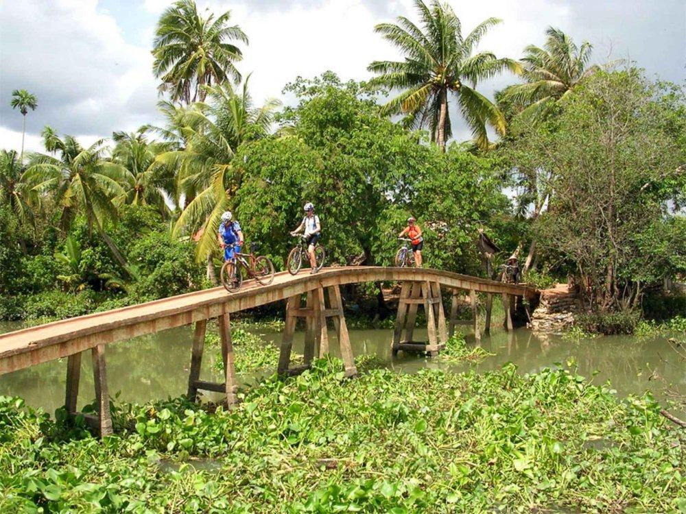 152F10003 Schwimmende Märkte und Insel Phu Quoc Karte