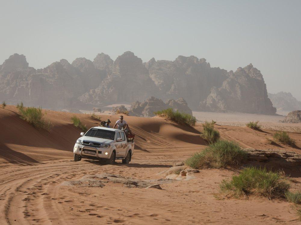 Wadi Rum 4x4 Ausflug