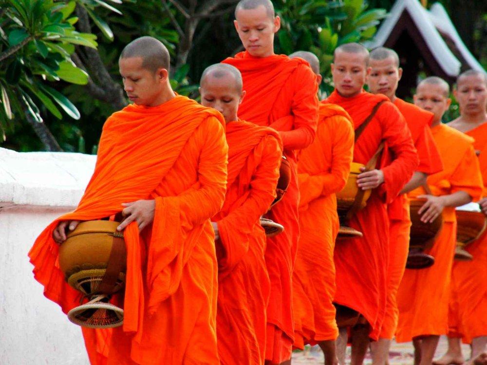 Entdecke Laos und Thailand