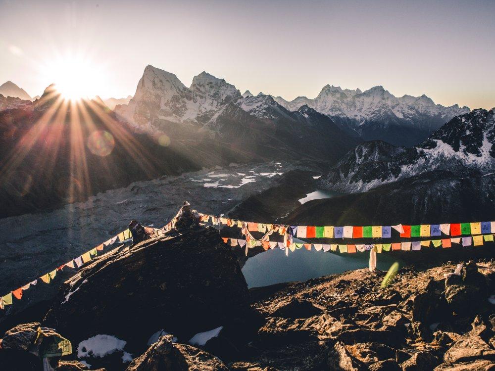 Gokyo Ri in der Everest Region