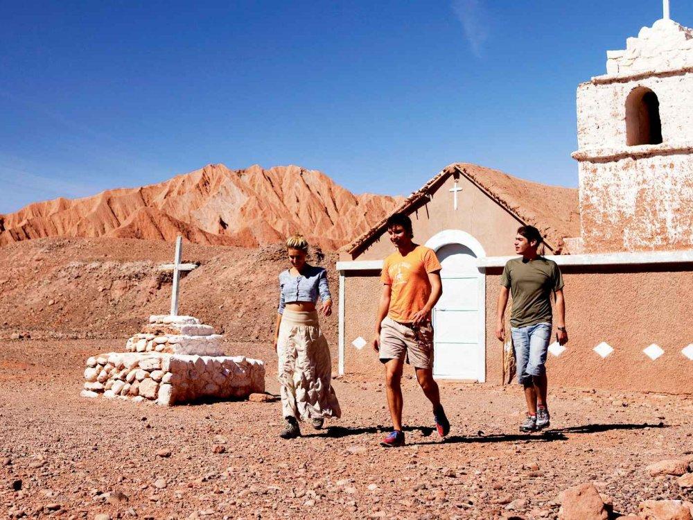 Chiles Norden - Das Salz der Puna