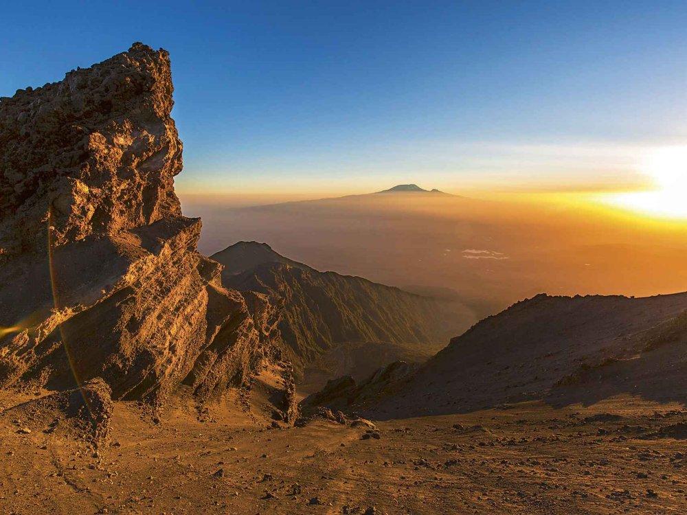 Mt. Meru Besteigung mit Zusatztag