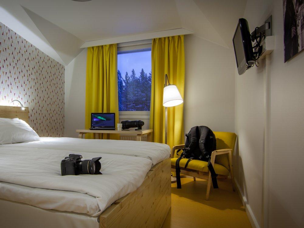 Hotel Kultahovi Zimmer