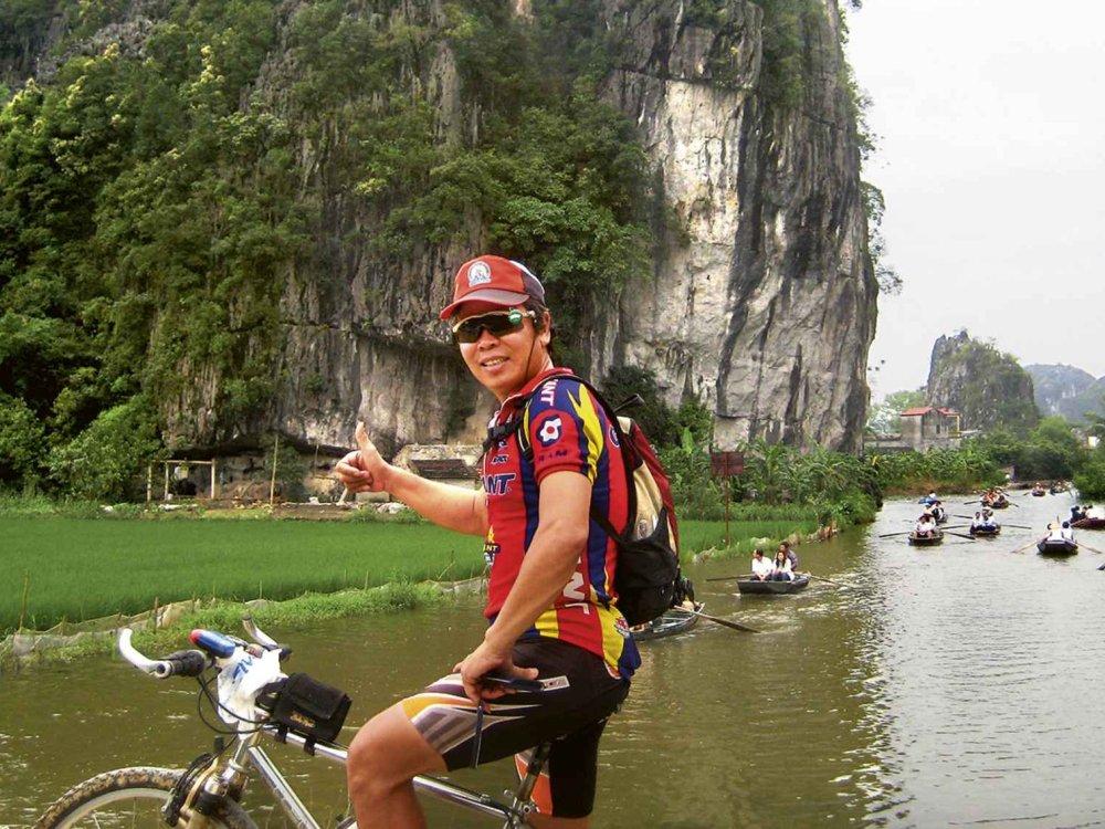 Per Fahrrad durch die Bergwelt Nordvietnams
