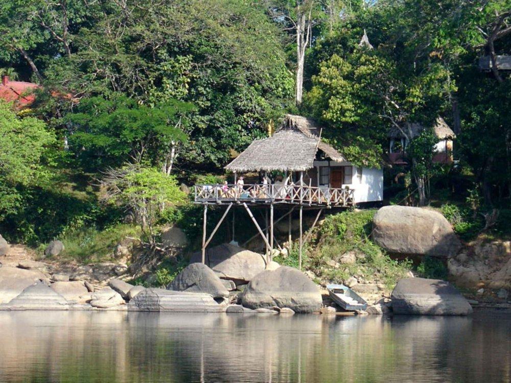 197Y31006 Dschungel und Tafelberge aktiv Karte