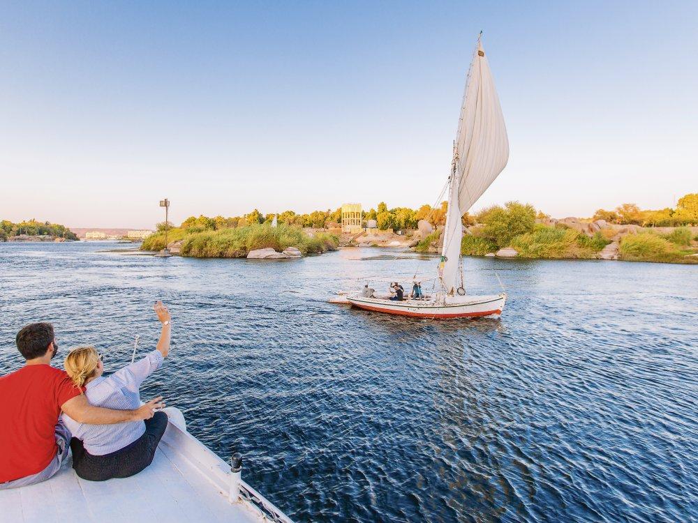 Erlebnisreise durch Ägypten mit Segelkreuzfahrt