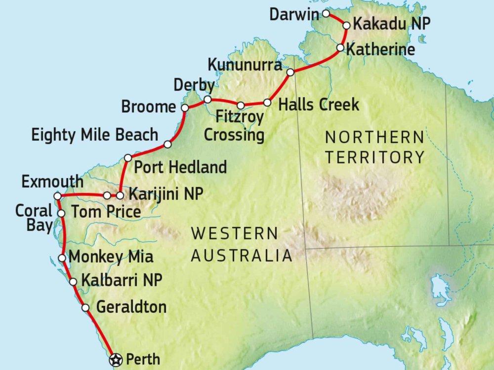 101A10002 Westküstenzauber Karte