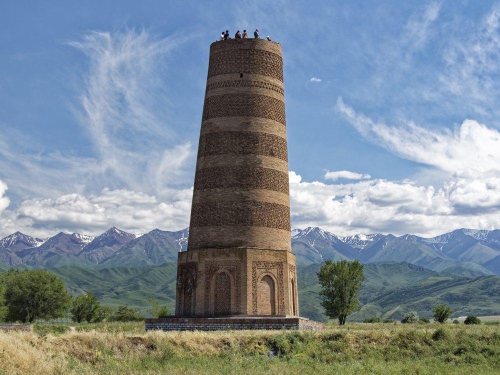 Burana Turm