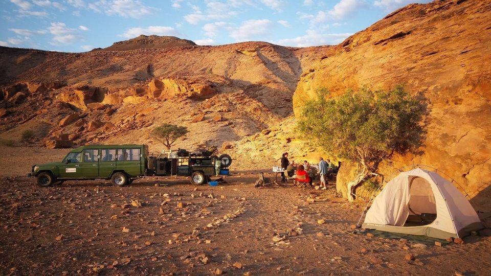 Camping Desolation Valley
