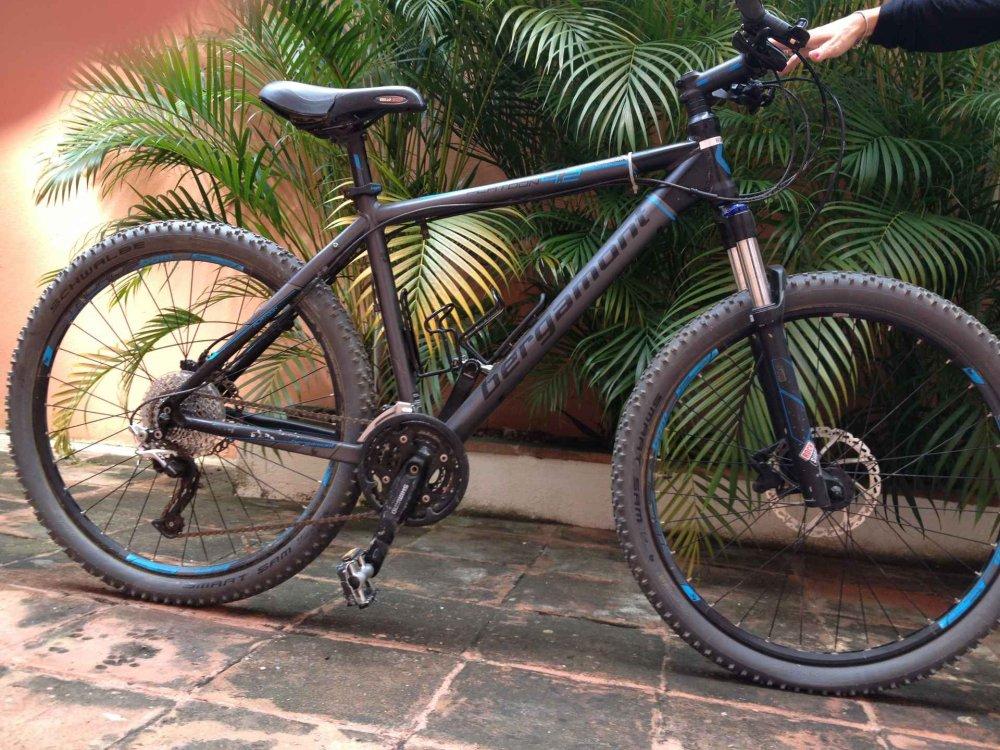 188D00004 Bike-Abenteuer in der Dominikanischen Republik Karte
