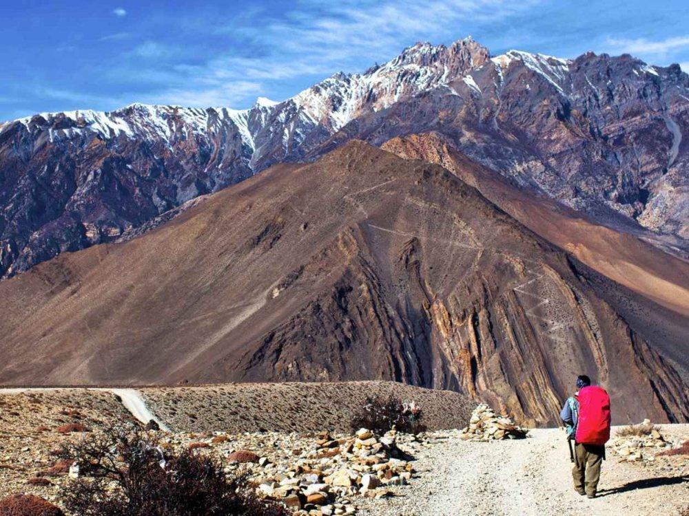 Nepal Trekkingtour - Annapurna Umrundung