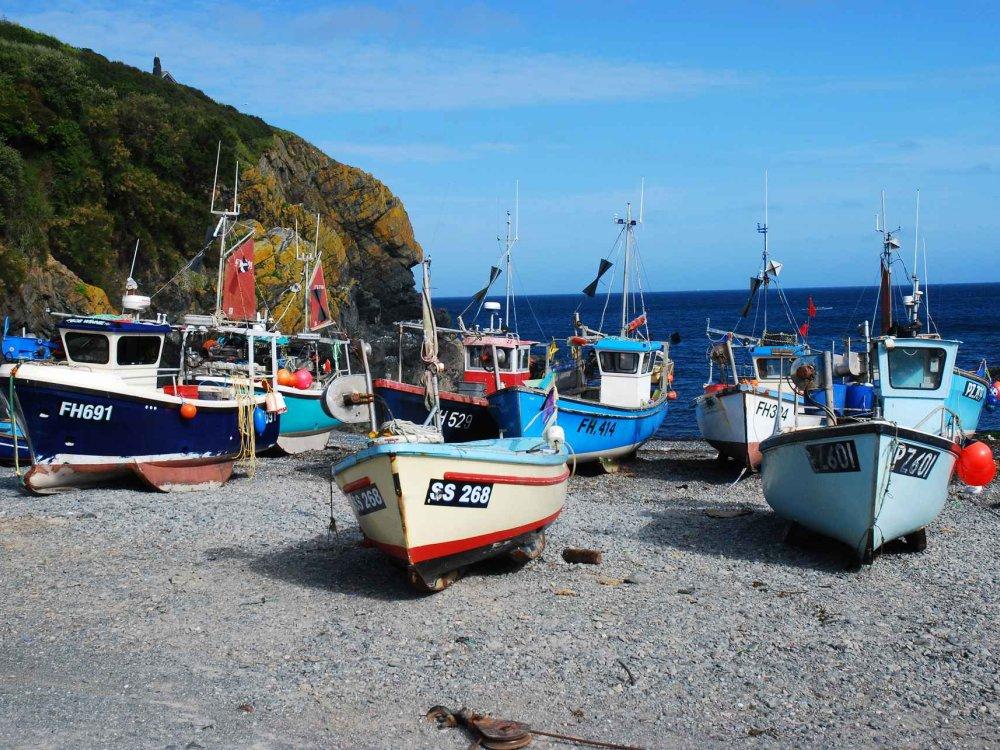 Cornwall Erlebnisreise