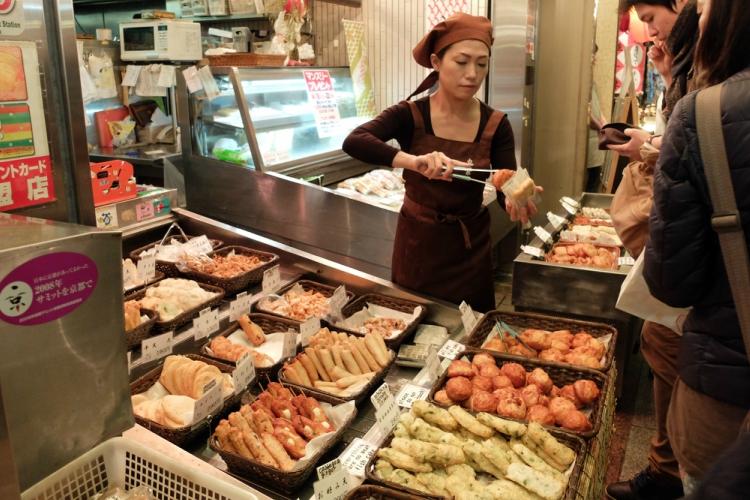 Japan Food Market