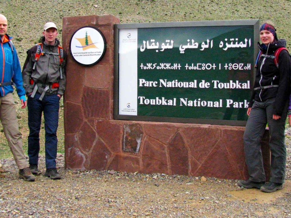 Mount Toubkal, Kasbahs & Marokkanische Wüste