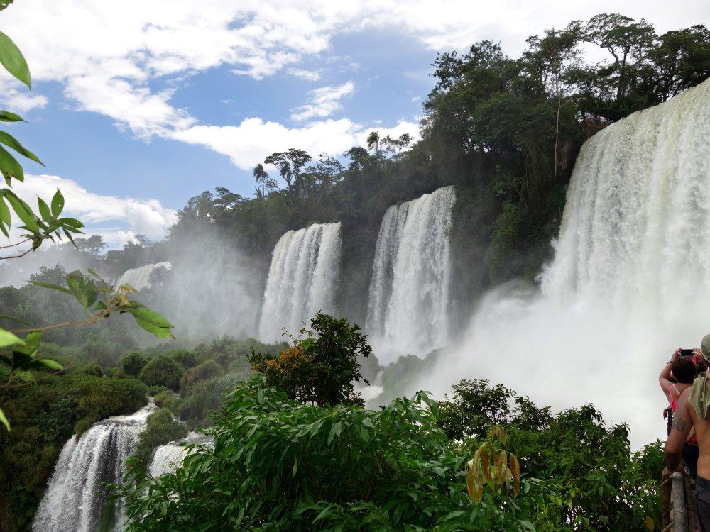 Iguazu Wasserfälle_2