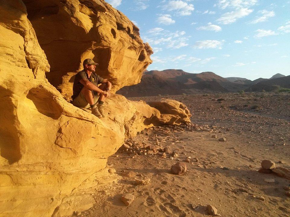 Desolation Valley Namibia