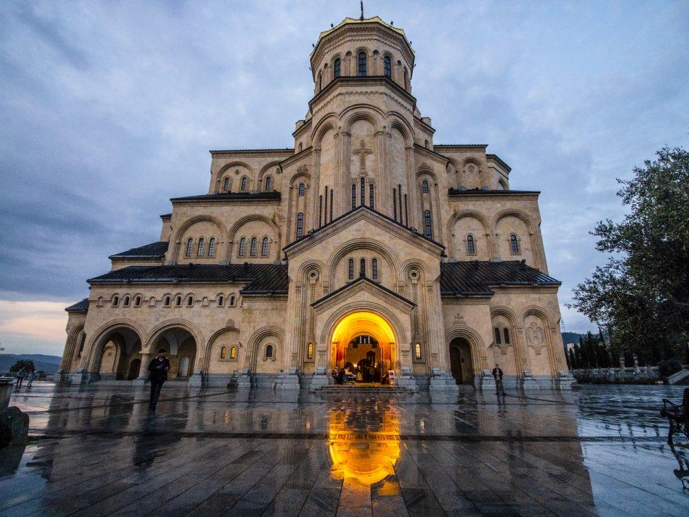 Tbilisi Kirche