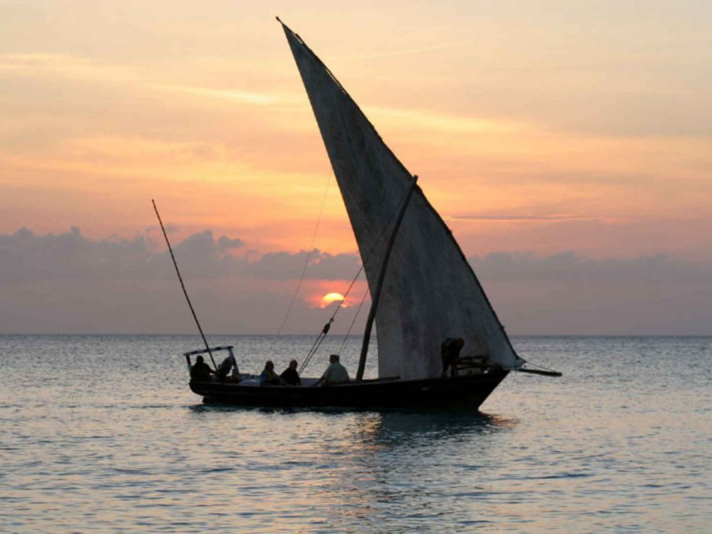 140S21002 Tansanias wilder Süden & Swahili Küste Karte