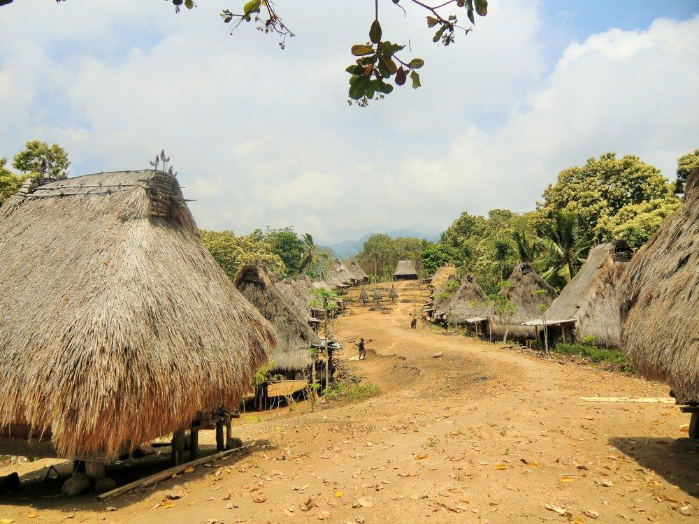 Belaraghi Dorf
