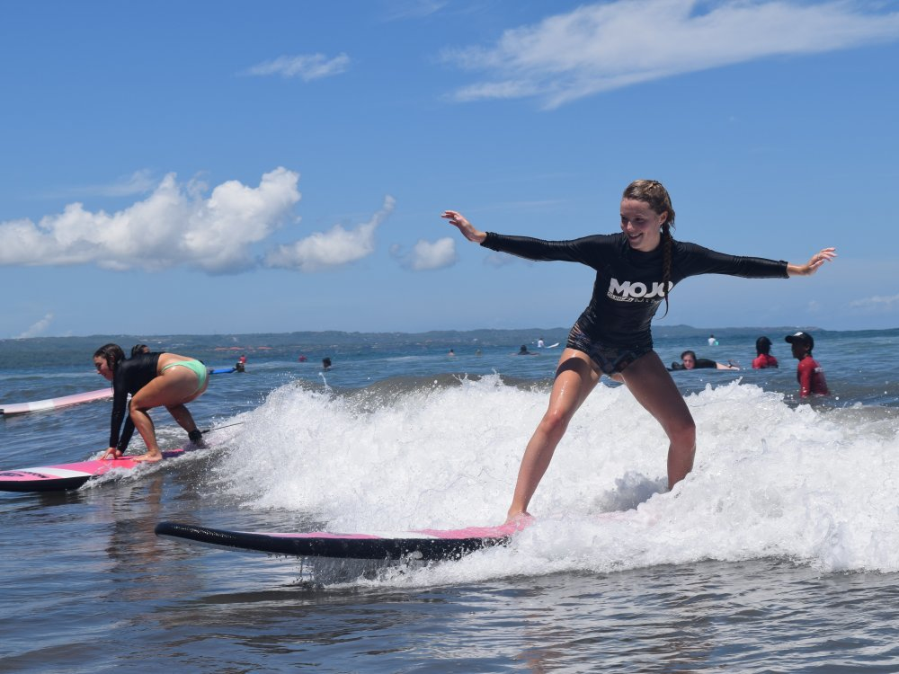 Learn to Surf Mojo