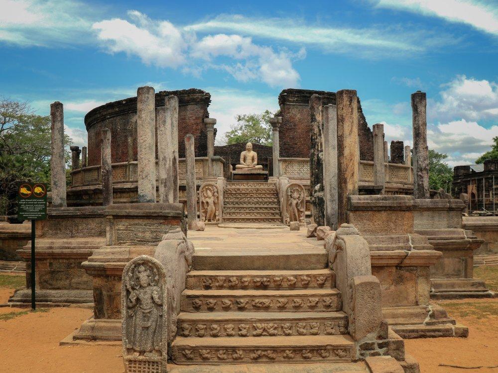 Polonnaruwa Ruinenstadt