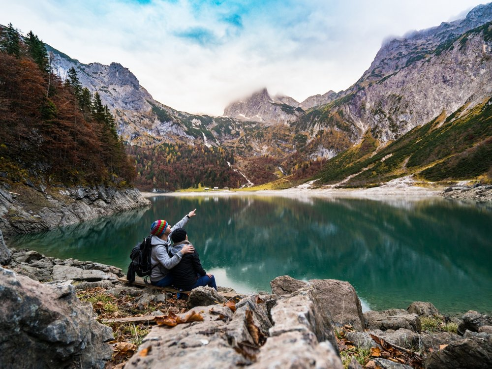 Mont Blanc - Abenteuer am Bergsee
