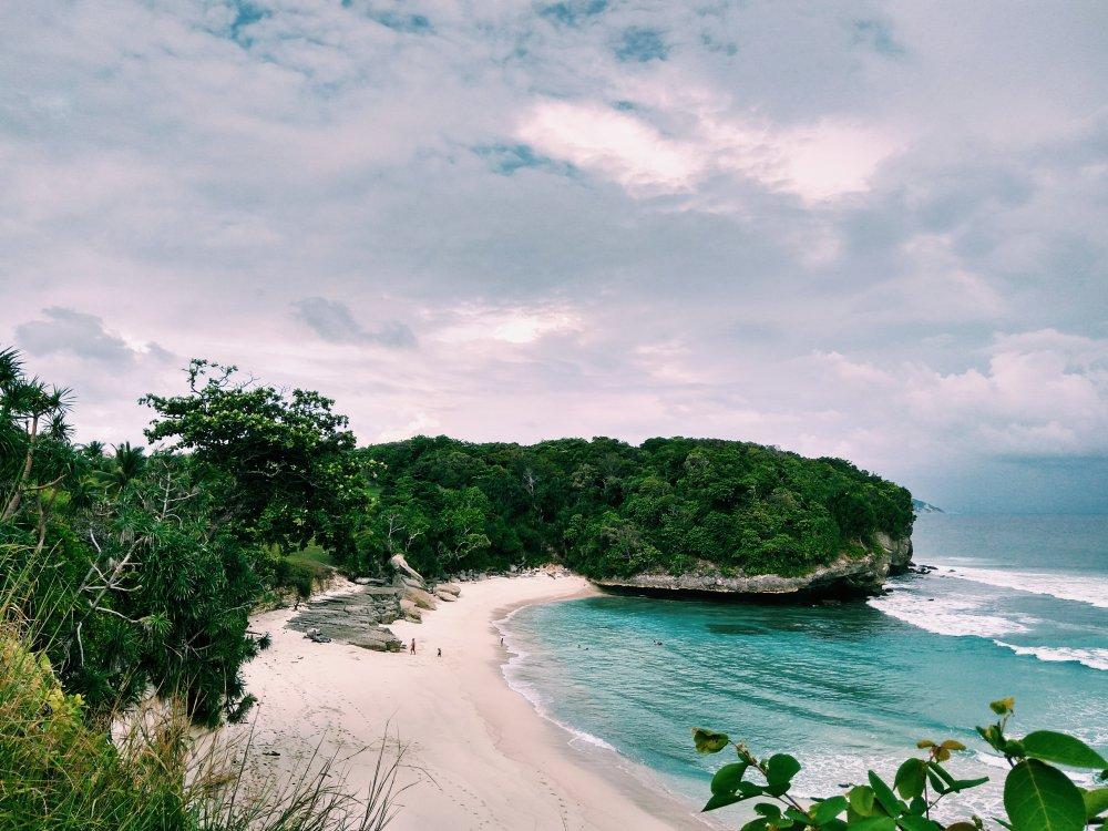 Strand auf Sumba