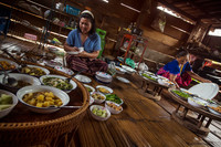 Chiang Mai Muang Pam Village Locals
