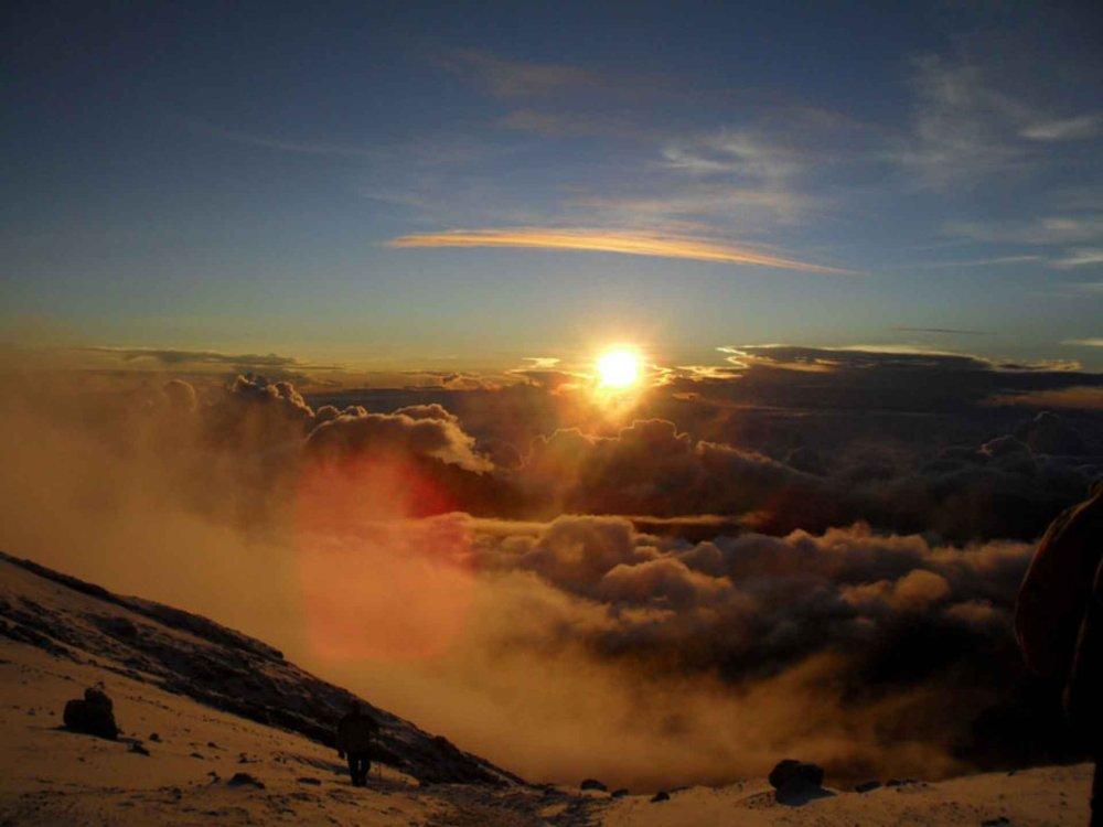 Kilimandscharo Besteigung via Rongai Route