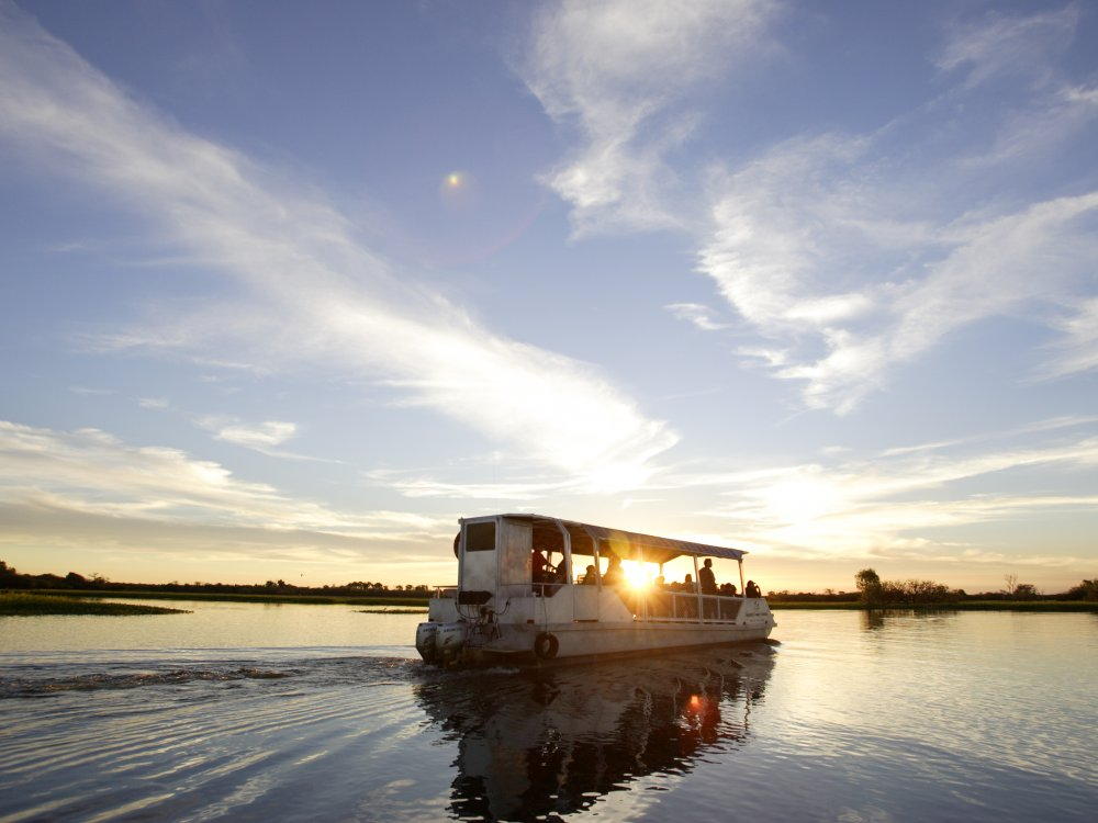 Yellow Water Cruise Kakadu