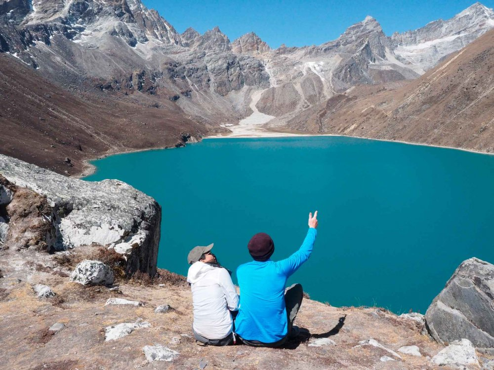 161Y30090 Gokyo Lake Trekking in Nepal