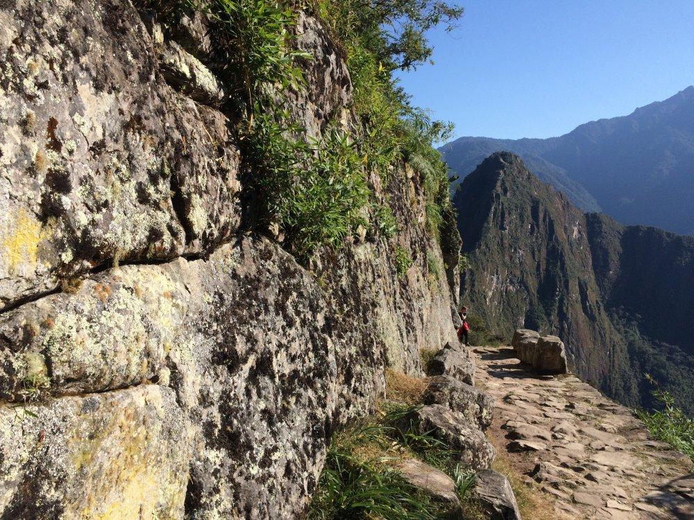 Auf dem Inca Trail
