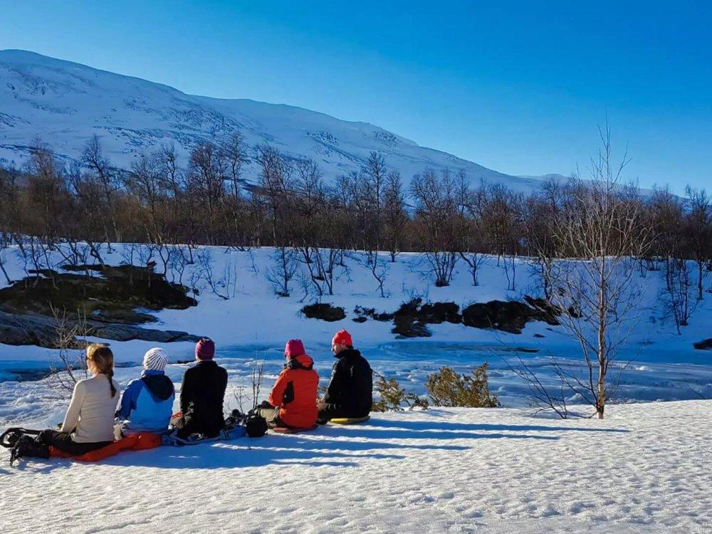 Genusstour in den Bergen Schwedens