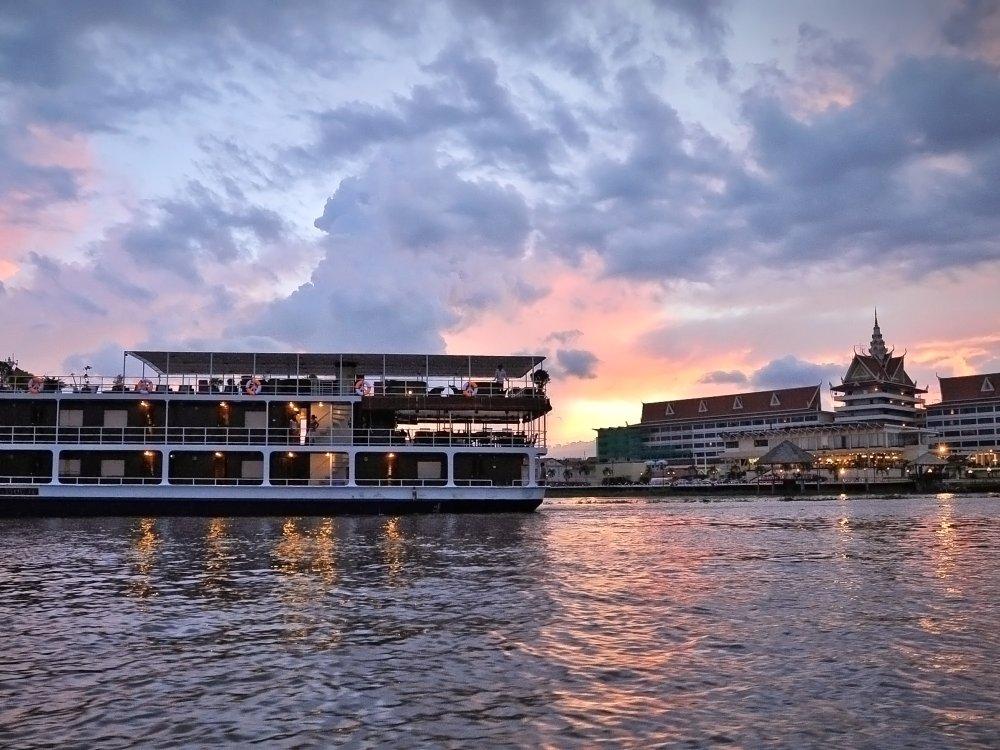 Vietnam Mekong Riverboat Toum Tiou II