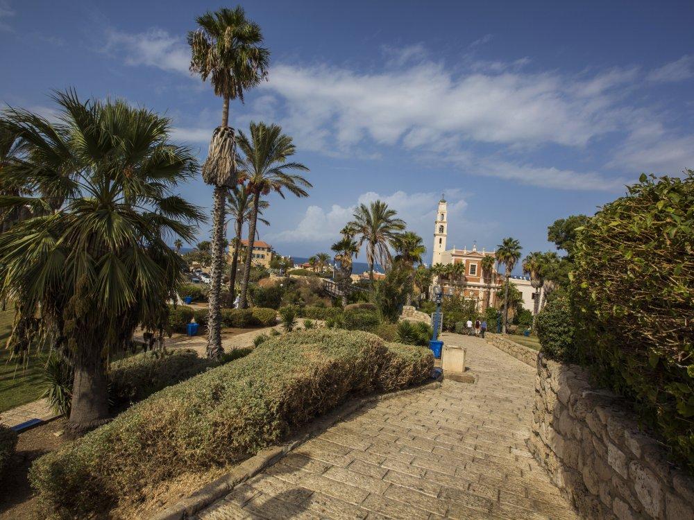 Tel Aviv Jaffa St. Peters Kirche