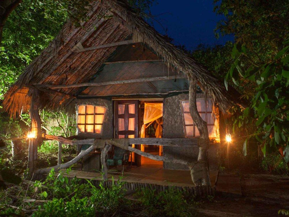 140Y21005 Selous Game Reserve - Wildnis pur! Karte
