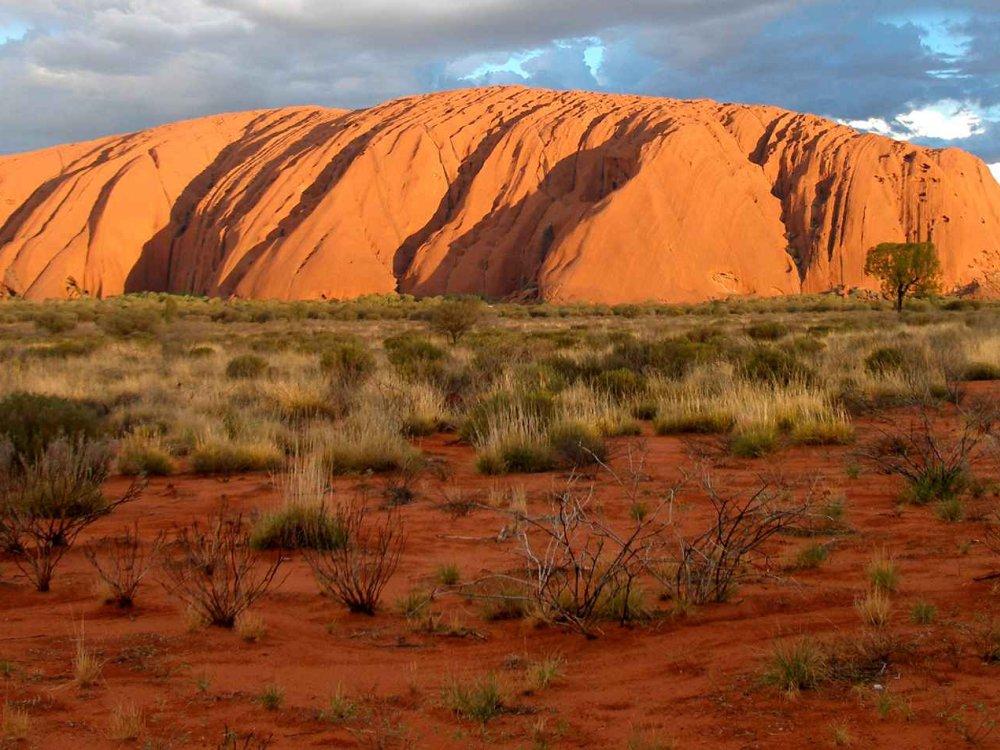 Rock Stars: Uluru, Kata Tjuta & Kings Canyon