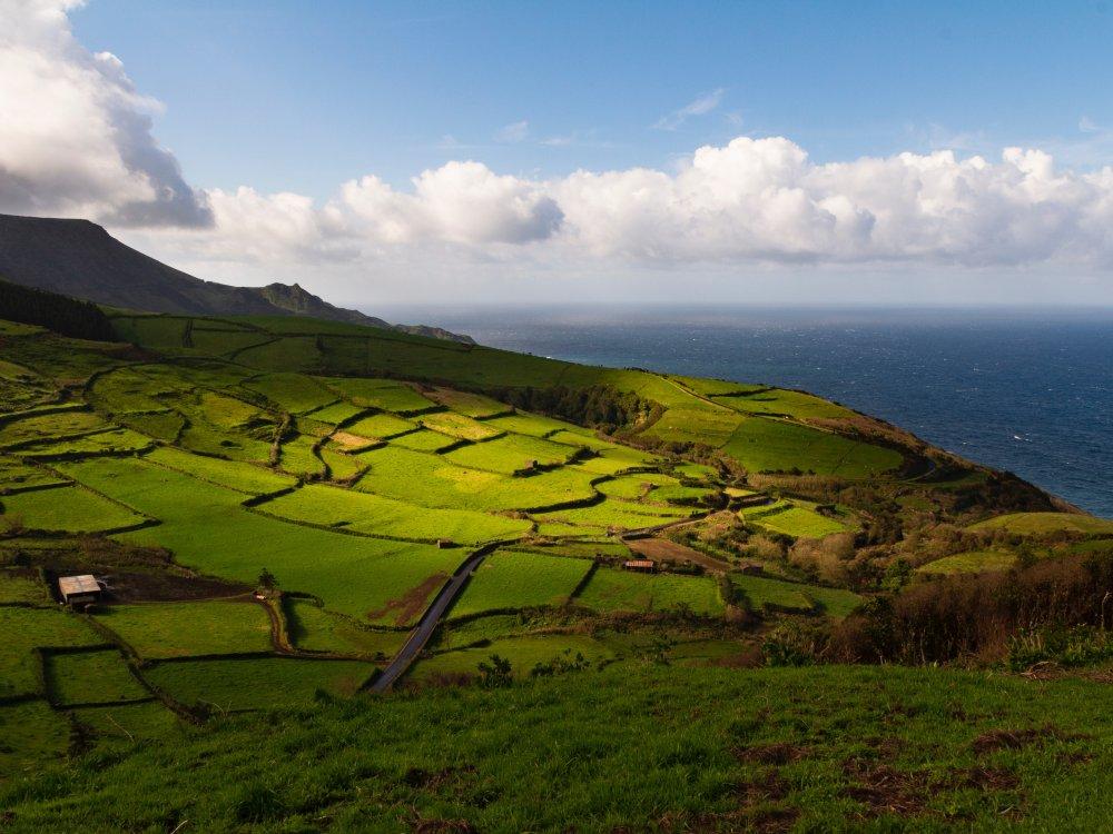 Insel Pico Azoren