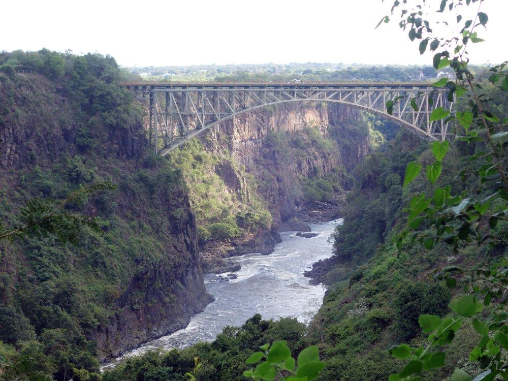 Vic Falls Brücke