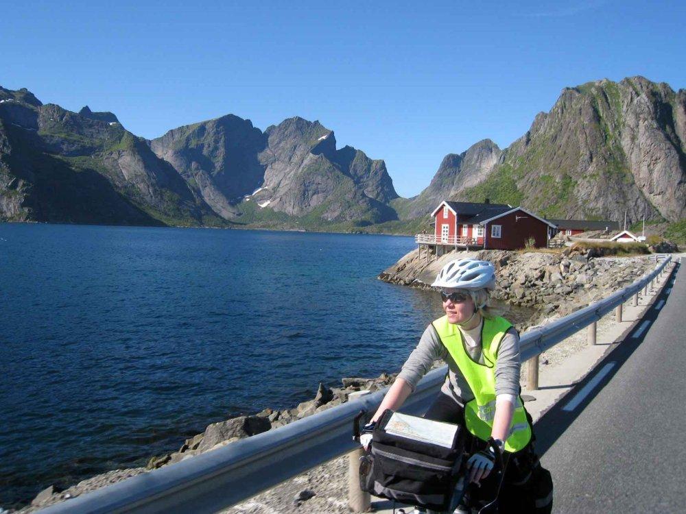 Nord-Norwegen Radreise - Senja, Vesteralen und Lofoten