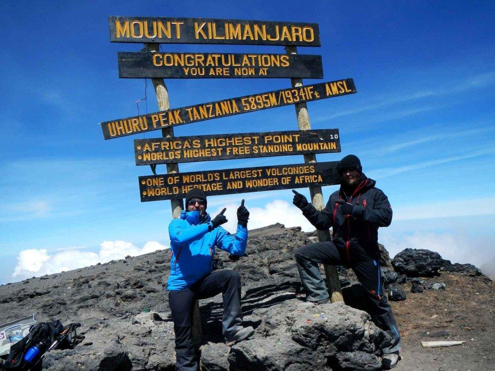 Kilimandscharo via Rongai Route mit Zusatztag