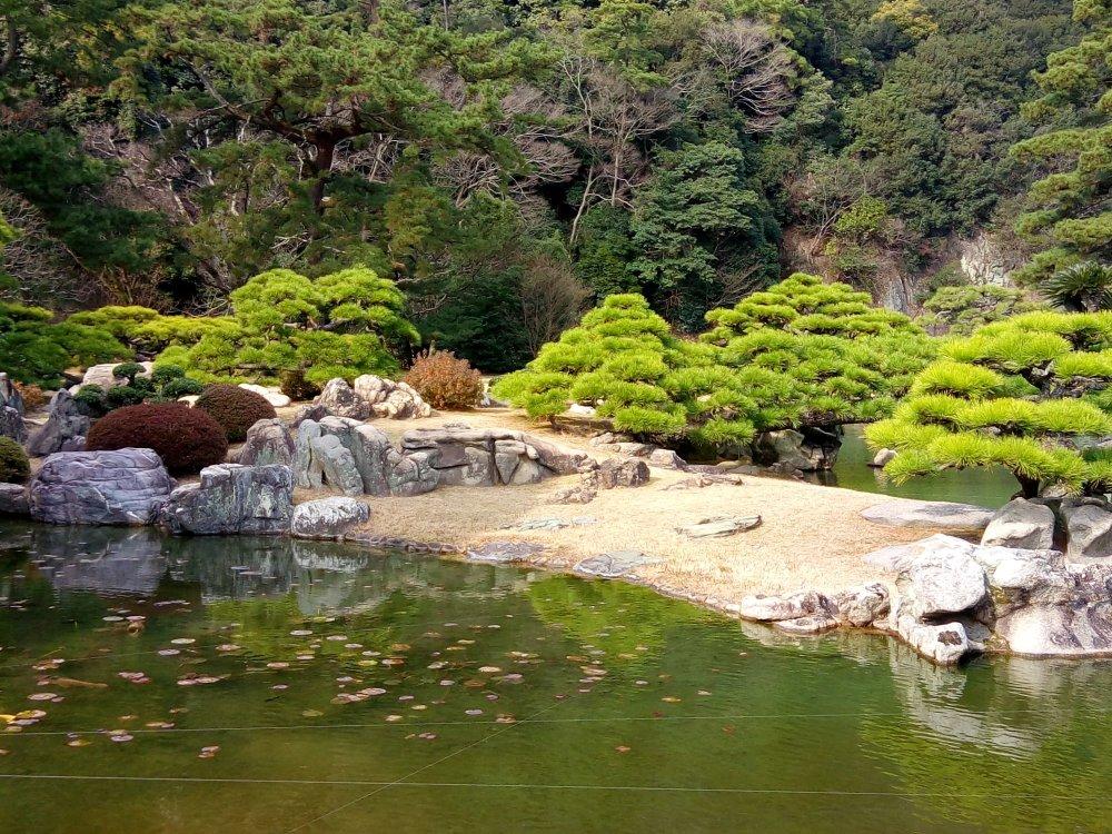 Shikoku Island Ritsurin Garden