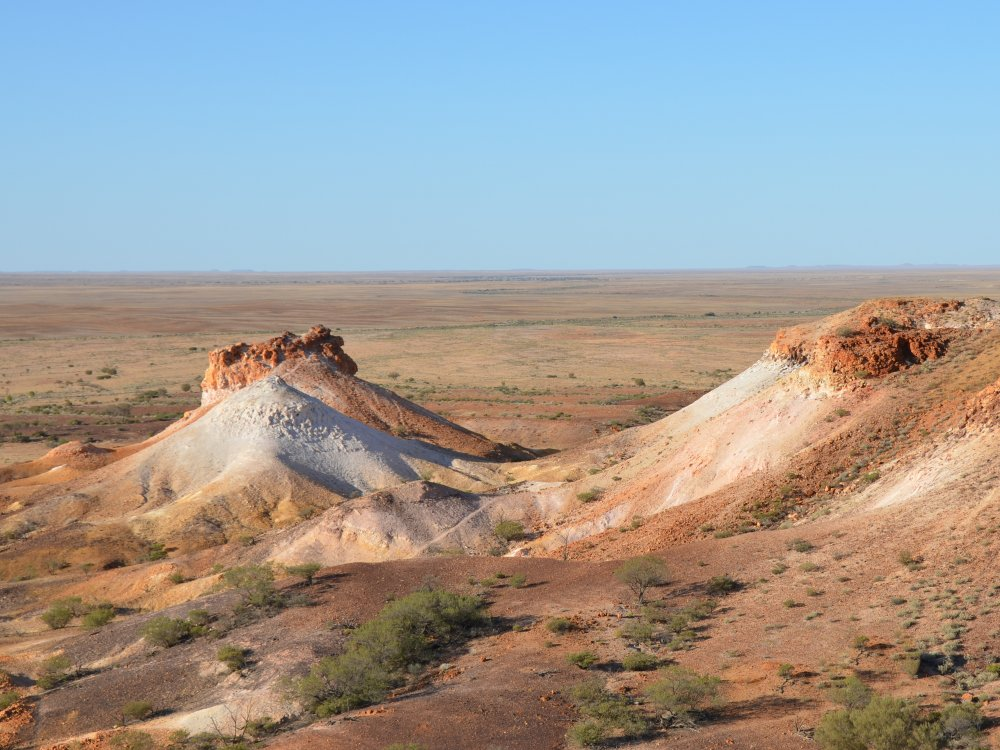 Outback bei Coober Pedy