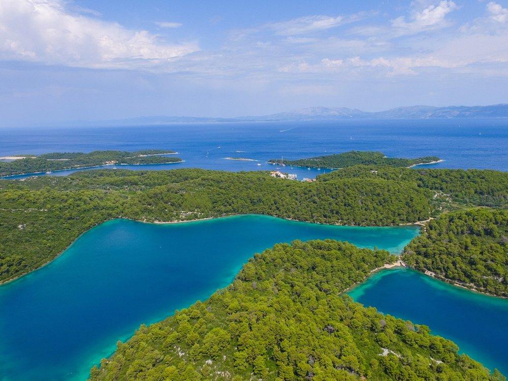 Kroatien Inselwelt