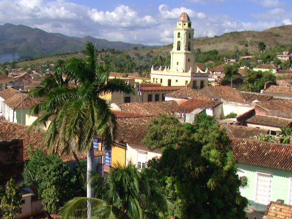 Trinidad auf der Insel Kuba