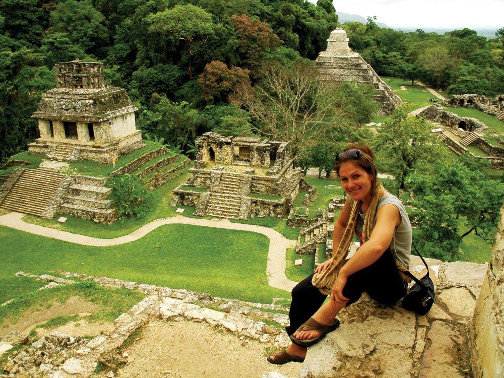 Palenque Besichtigung