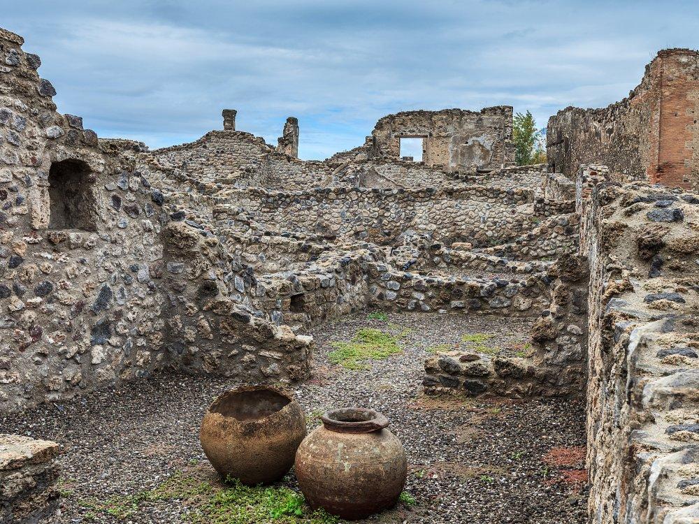 Pompeji Ruinen