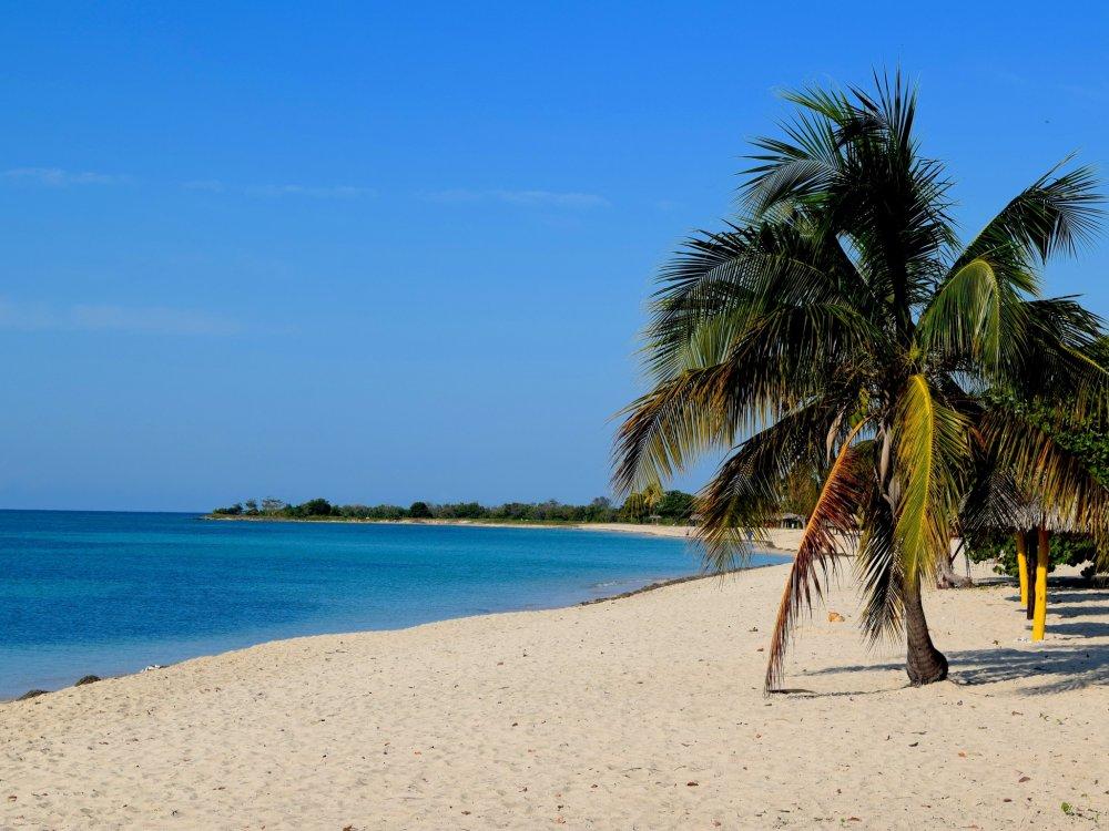 Strand von Trinidad