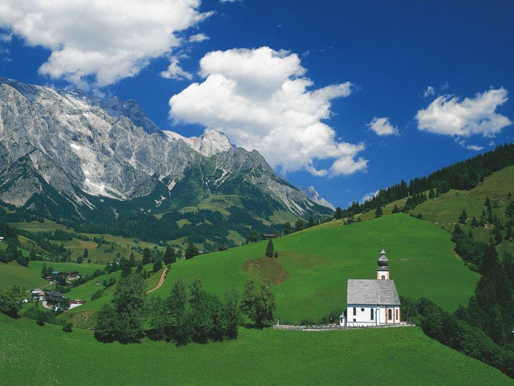 Alpe Adria Radweg Lungau
